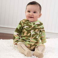 Big Dreamzzz Baby Soldier Camo Outfit