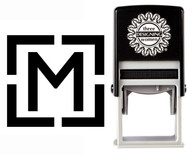 Monogram Stamp Style CSM10007S