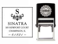 Self-Inking Personalized Address Stamp - CS3642