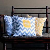 Personalized Custom Decorative Throw Pillows