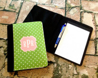 Large Portfolio Notebook