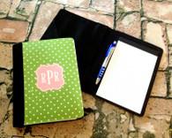 Large Portfolio Notebook
