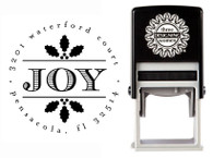 JOY Self-Inking Personalized Address Stamp - CS3525