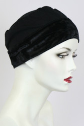 Wig Grip Cap- Black