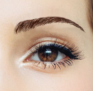 Beauty Eyebrows #2- Dark Brown