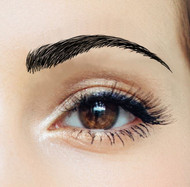 Beauty Eyebrows #3- Black