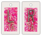 Personal Touch Glitter Markers (Pink)