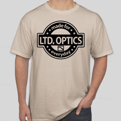Ltd. Optics Crest T-Shirt - Sand