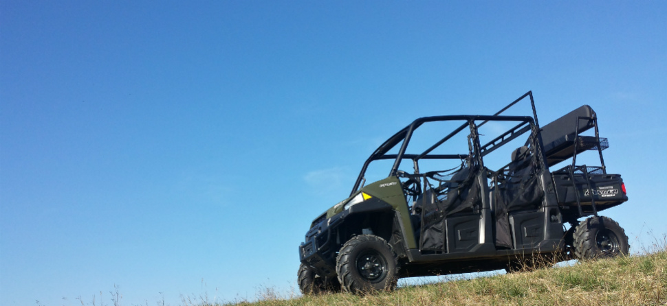 Utv Rear Seat Utv High Seats Full-size
