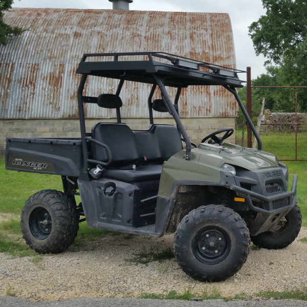 Polaris Ranger Full Size Single Cab Metal Roof 02 08