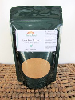 Instant Kava Root Extract Powder 10:1 - Organic