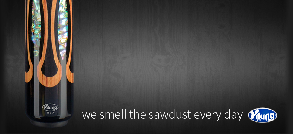 we smell the sawdust every day