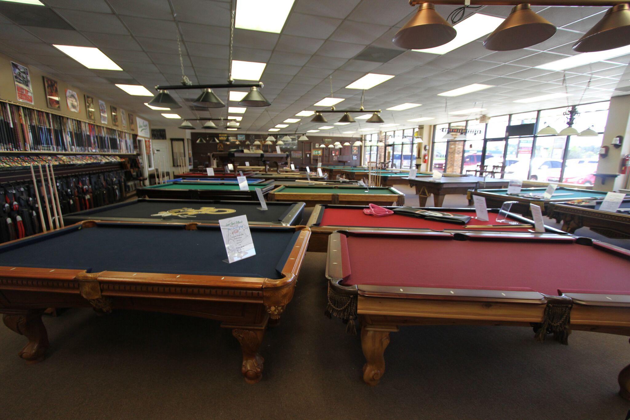 Atlanta Posts Vikingcuecom - Pool table companies