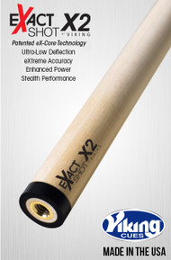 NEW!! The Viking eXactShot® X2 Pure Performance Shaft