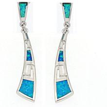 Opal & Silver 925 Earings OE5397