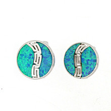 Opal and Silver 925 earings OE5561
