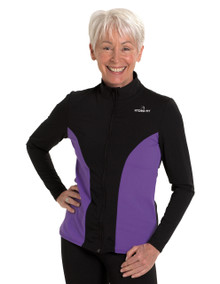HYDRO-FIT Long Sleeve Warmup Jacket