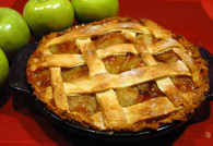 Bavarian Apple Pie