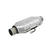 Flowmaster  Catalytic Converter  Universal - 2.25 in. - In/Out - 49 State - Oval