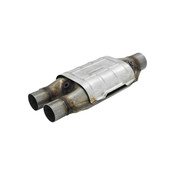 Flowmaster  Catalytic Converter - Universal  2.00 in. Dual - OBDII - 49 State