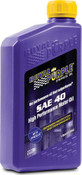 Royal Purple Heavy Duty Motor Oil Sae 40 Quart Bottle