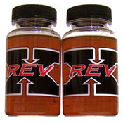 Rev X Oil Additive - Two 4oz Bottles for Powerstroke Cummins Duramax Diesels