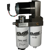 FASS 1998.5-2004 4X4 Dodge Ram Cummins 220 GPH Flow Rate Titanium Series Includes spring to raise pressure to 50PSI