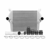 Mishimoto 03-07 Dodge 5.9L Cummins Intercooler Kit w/ Pipes (Silver)