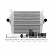 Mishimoto 07.5-09 Dodge 6.7L Cummins Intercooler Kit w/ Pipes (Silver)