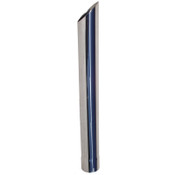 """MBRP Universal 1 pc Stack 4"""" Angle Cut 36"""" Mirror Polished T304"""