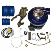 ATS Diesel Aurora Turbocharger System for T3 Flange Turbo *Turbo Not Included!* - 1999-2003 Ford 7.3L Powerstroke