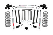 Rough Country 3IN DODGE SUSPENSION LIFT KIT (94-02 RAM 2500 4WD)