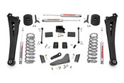 Rough Country 5IN DODGE SUSPENSION LIFT KIT (14-16 RAM 2500 4WD) *WITH COILS*