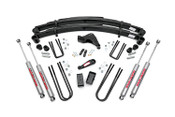Rough Country 6IN FORD SUSPENSION LIFT KIT 1999-2004 F250/F350