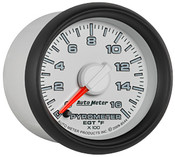 Autometer 2-1/16in Factory Match Pyrometer 0-1600