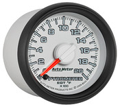Autometer 2-1/16in Factory Match Pyrometer 0-2000