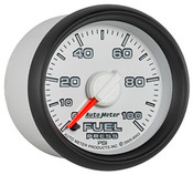 Autometer 2-1/16in Factory Match Fuel Pressure 0-100, FSE