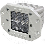 Rigid Lights  M-Series - Flush Mount - D2 - 60 Deg. Lens - Set of 2