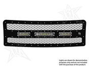 Rigid Lights  Ford F-150 2010-2012 Grill Kit 2X 6in SR-Series/ 10in SR-Series