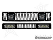Rigid Lights  Toyota FJ - 2005-2013 - Grill Kit - 2X Dually/D2, 2X 6in SR-Series