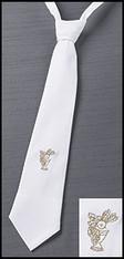 White Tie /Gold Chalice