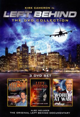 Left Behind 3 DVD set