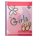 One Minute Devotions -Girls