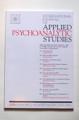 International Journal of Applied Psychoanalytic Studies 2005