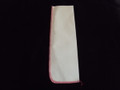 3 lbs Red Stitch 25 Pack Cloth Sausage Bags