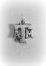 "A & M ""Logo"" Charm"