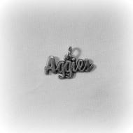 """A & M  """"Aggies"""" Charm"""