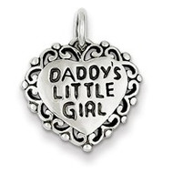 "Heart ""Daddy's Little Girl"""