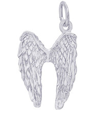 "Angel Wings ""Rembrandt"" Charm"