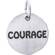 """Courage """"Rembrandt"""" Charm"""
